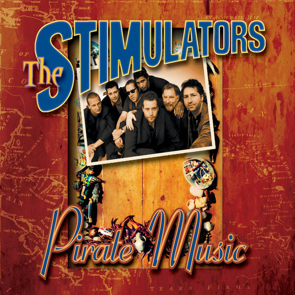 Pirate Music - The Stimulators