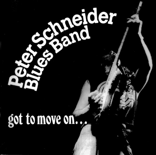 got to move on - Peter Schneider